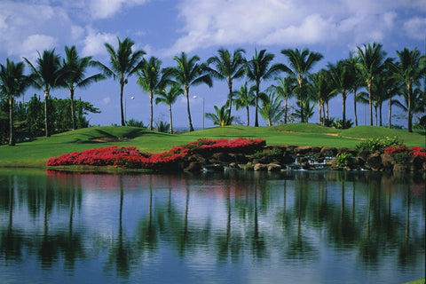 Waikele Golf Club Oahu