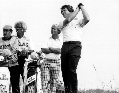 Jack Nicklaus - Tom Watson - 'Duel in the Sun' 1977