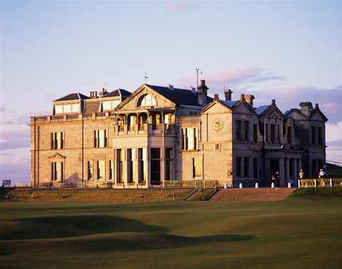 "R & A Clubhouse ""Old Course"" St. Andrews"