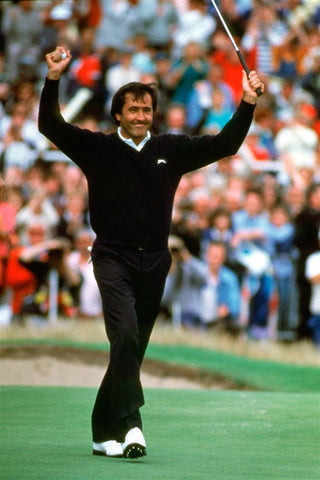 Seve Ballesteros wins 1988 British Open at Lytham