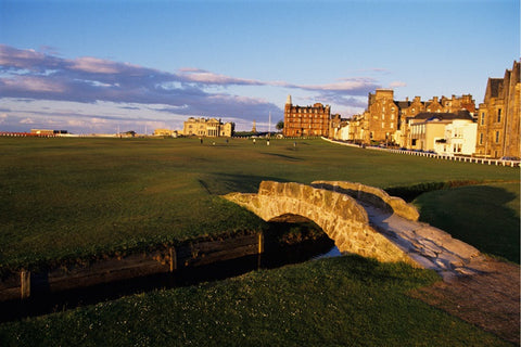 "Swilken Bridge ""Old Course"" St. Andrews"