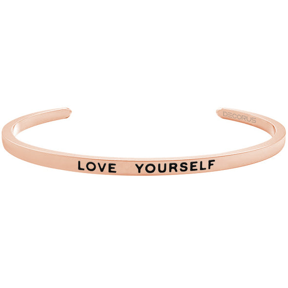 LOVE YOURSELF - Decorus Collection