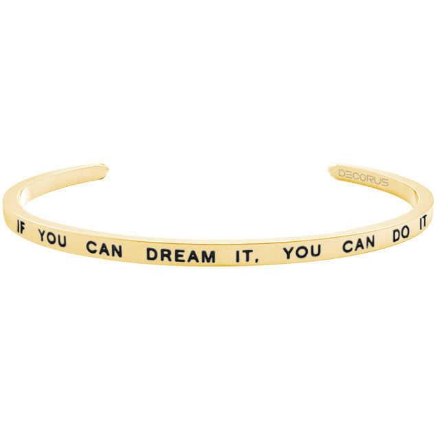 YOU CAN DO IT - Decorus Collection
