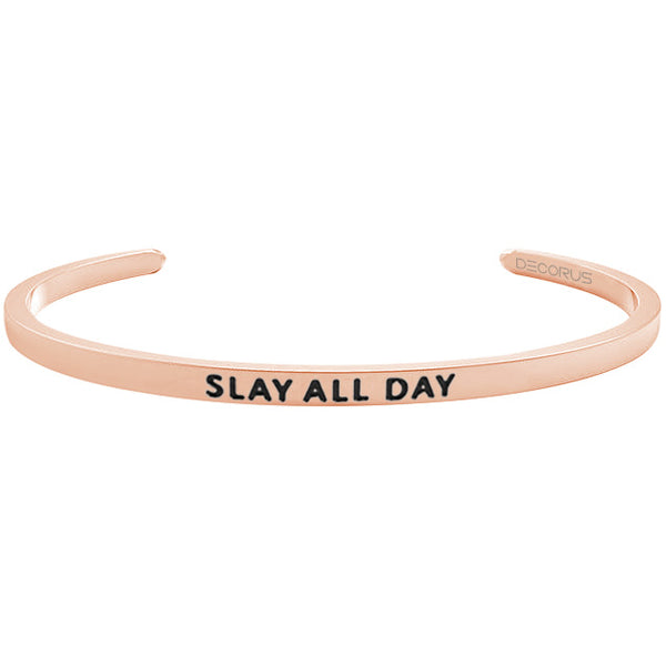 SLAY ALL DAY - Decorus Collection