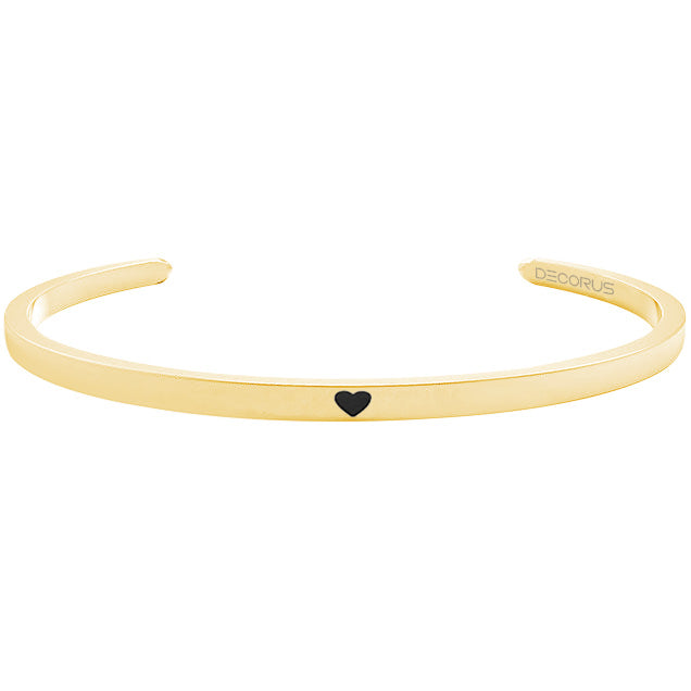 LOVE HEART BRACELET - Decorus Collection