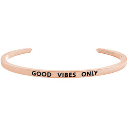 GOOD VIBES ONLY - Decorus Collection