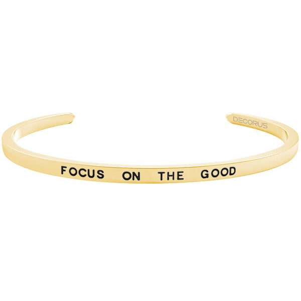 FOCUS ON THE GOOD - Decorus Collection