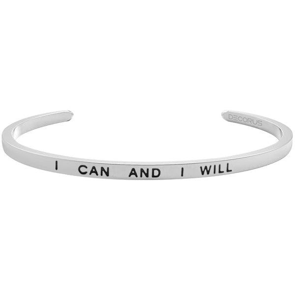 I CAN AND I WILL - Decorus Collection