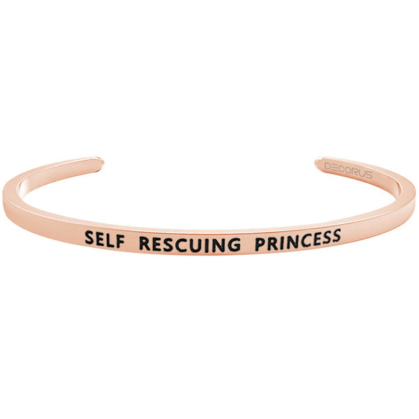SELF RESCUING PRINCESS - Decorus Collection