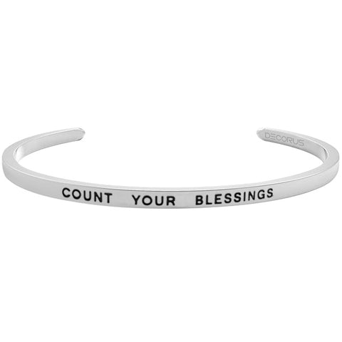 COUNT YOUR BLESSINGS - Decorus Collection