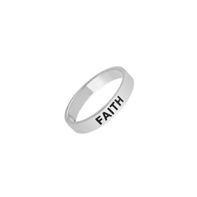 FAITH RING - Decorus Collection