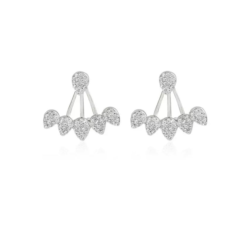 Crystal Studs - Decorus Collection