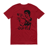 Gun-Fu Short sleeve t-shirt