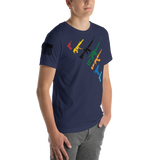 United Color of Firearms Short-Sleeve Unisex T-Shirt