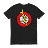 Flash Gadsden Short sleeve t-shirt