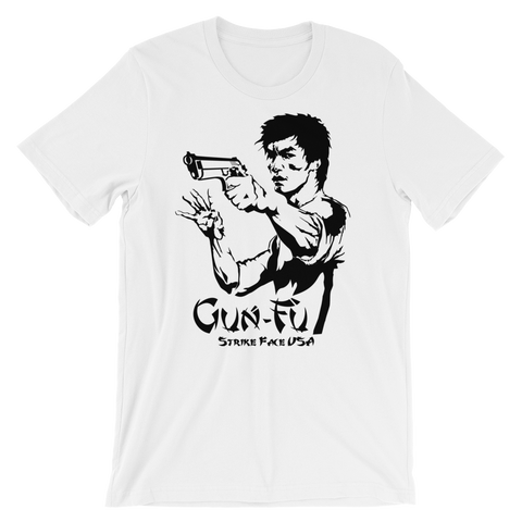 Gun Fu Short-Sleeve Unisex T-Shirt