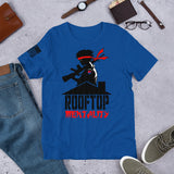 Rooftop Mentality Short Sleeve Unisex T-Shirt