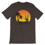Sun's out, Guns out Short-Sleeve Unisex T-Shirt