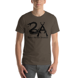 2A Shall Not Be Infringed! Short-Sleeve Unisex T-Shirt