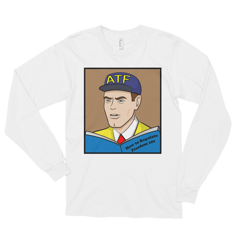ATF Long sleeve t-shirt (unisex)