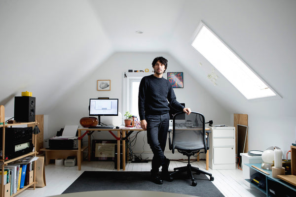 At home with: </br> Profile 001 – Jonah Takagi