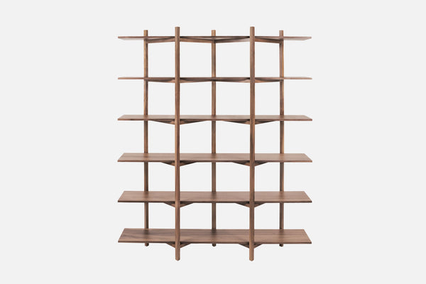 Zig Zag High Shelf