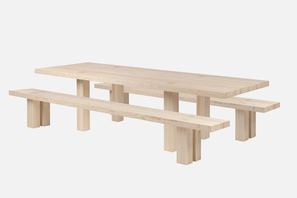 Max Table + Max Benches (Set)