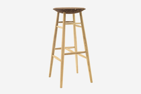 Drifted Bar Stool