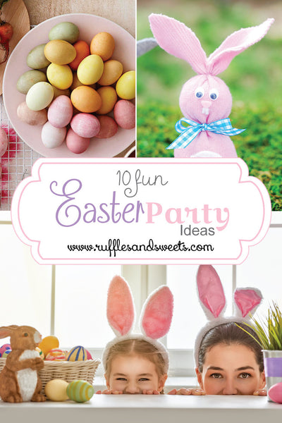 Easter Party Activities