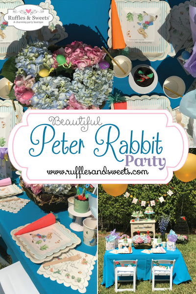 Peter Rabbit Easter Party
