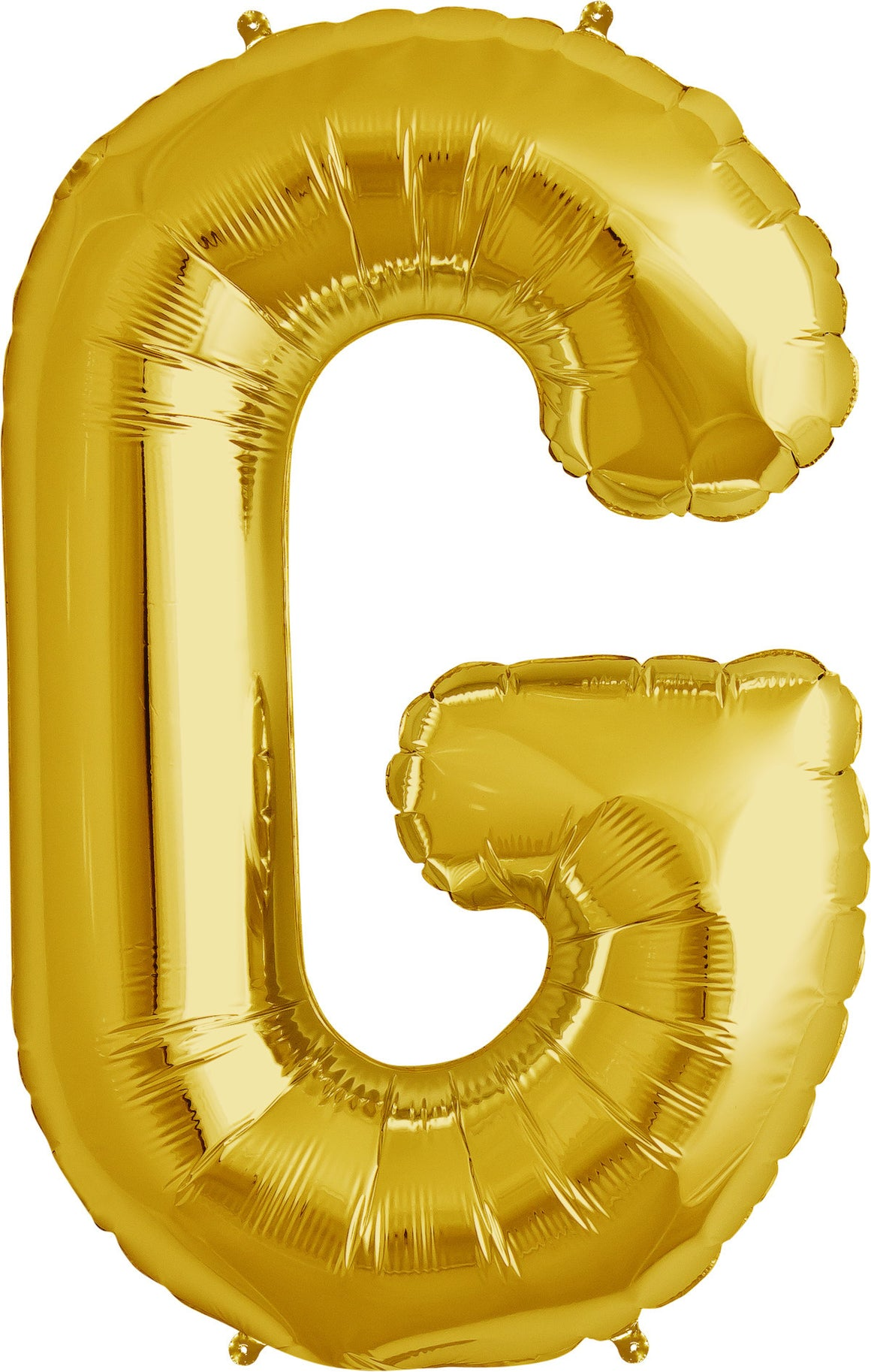 "G - 16"" Gold Balloon"