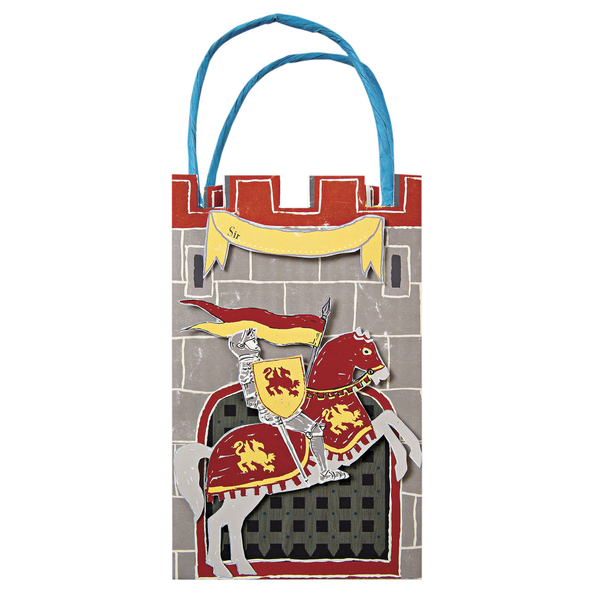 Brave Knights 8 Party Bags