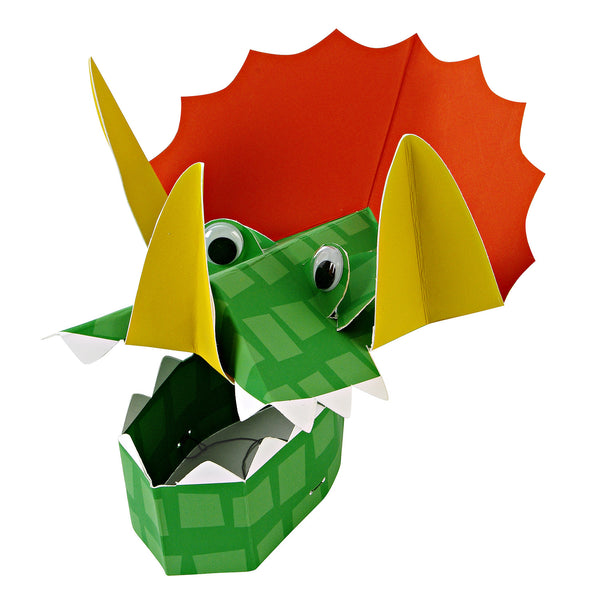 Dinosaur 8 Party Hats