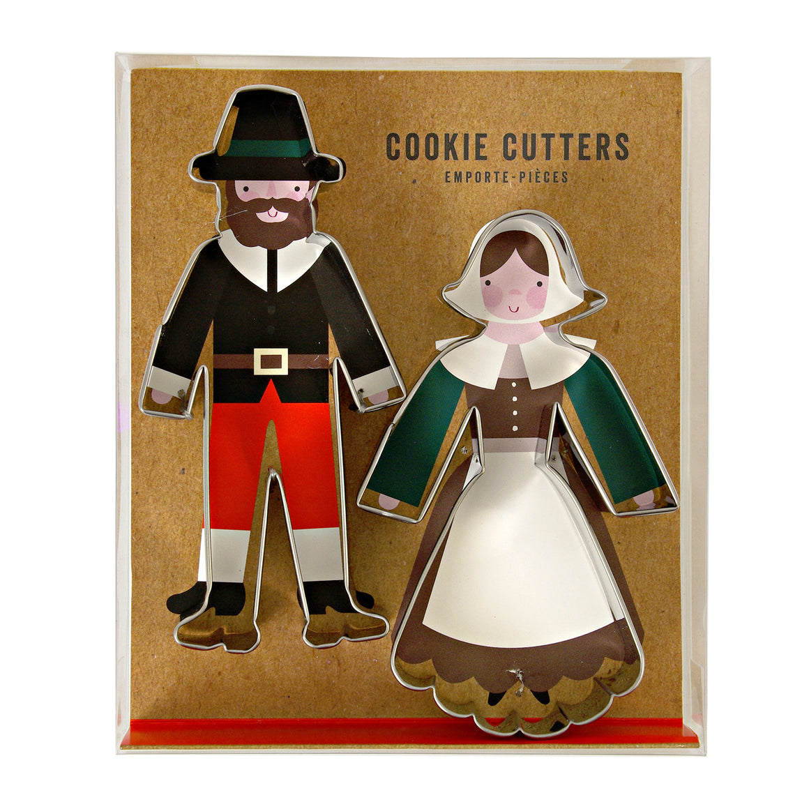 Pilgrim 2 Cookie Cutters