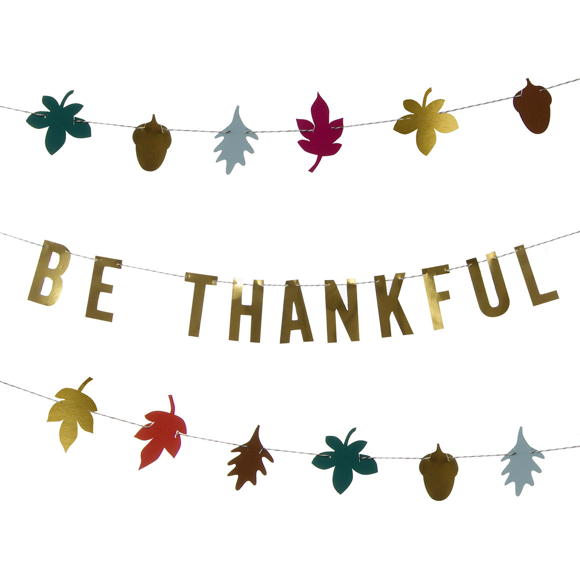 Be Thankful Mini Garland