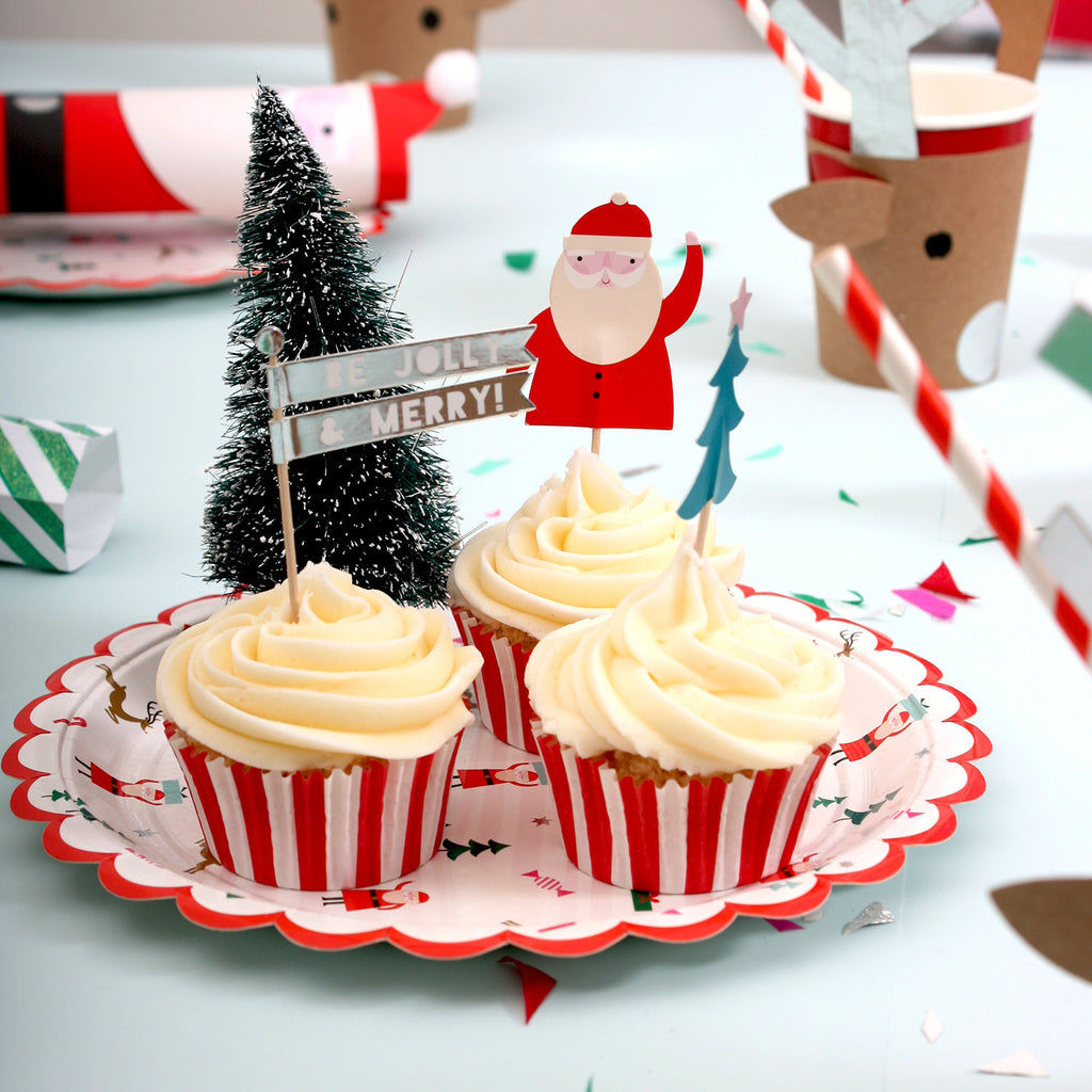 Be Jolly 24 Cupcake Kit