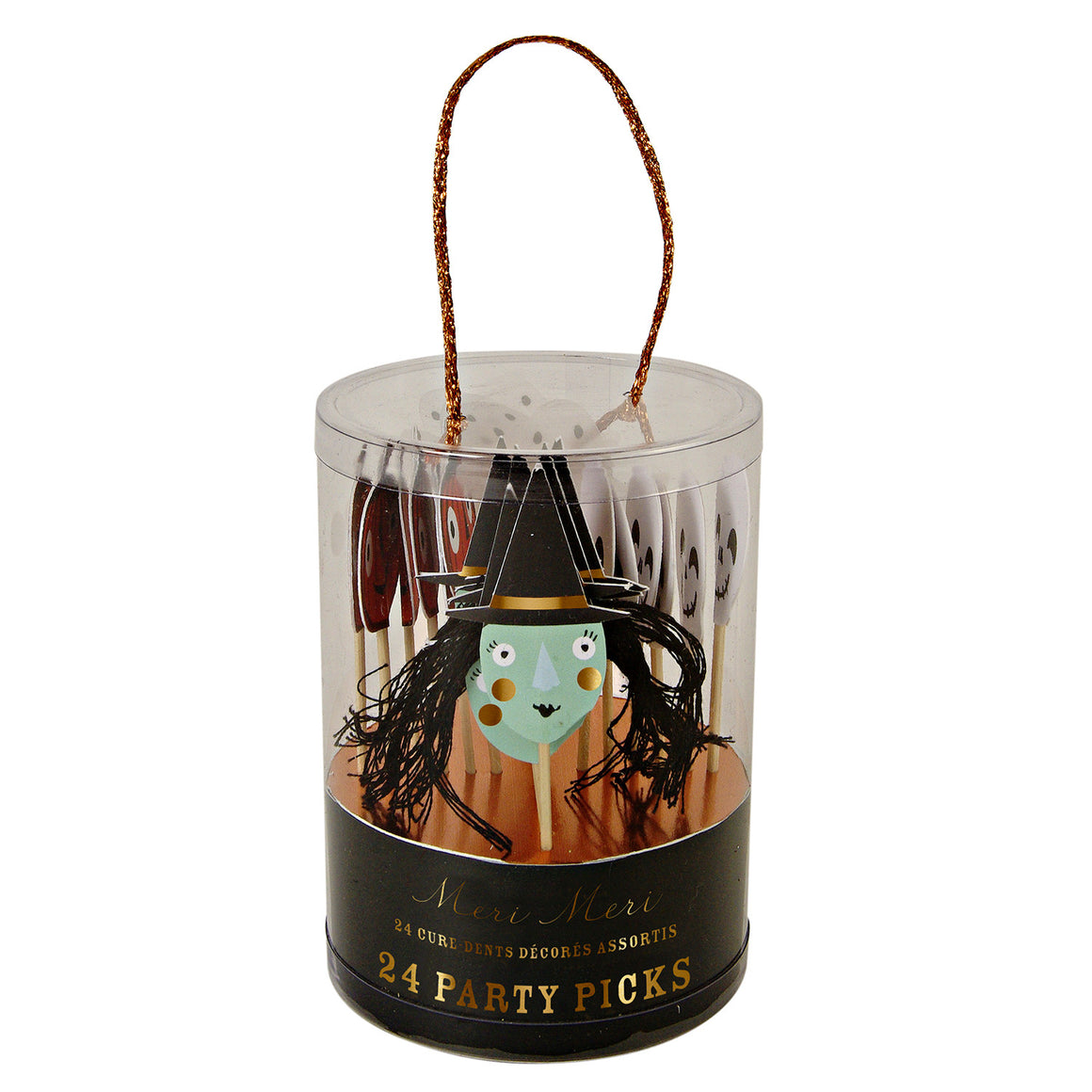 halloween, cupcake kits, witch, pumpkin