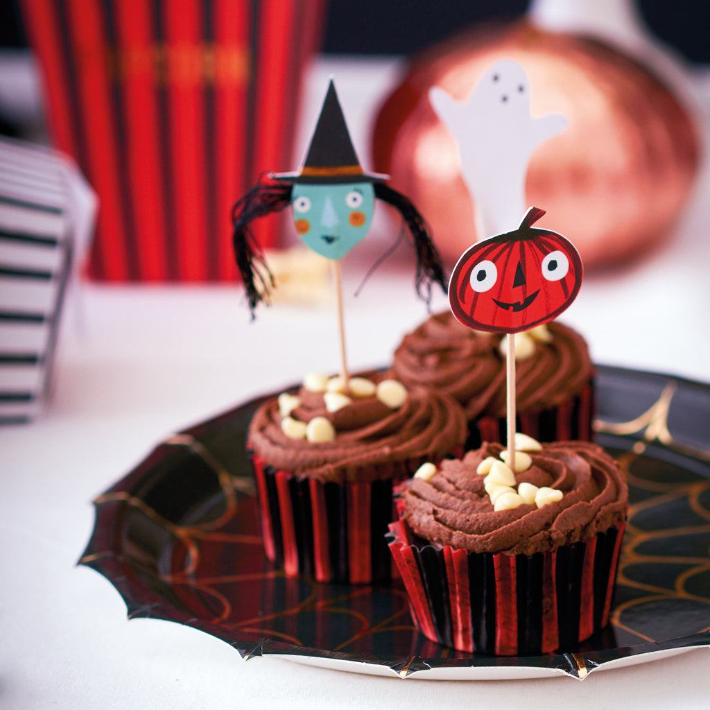 Halloween 24 Cupcake Kit