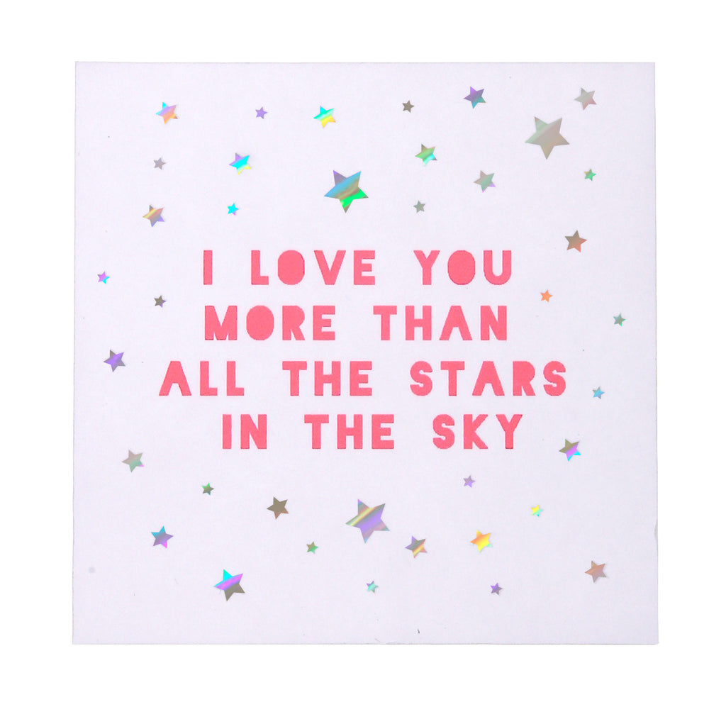 Space Valentines 24 Card Set