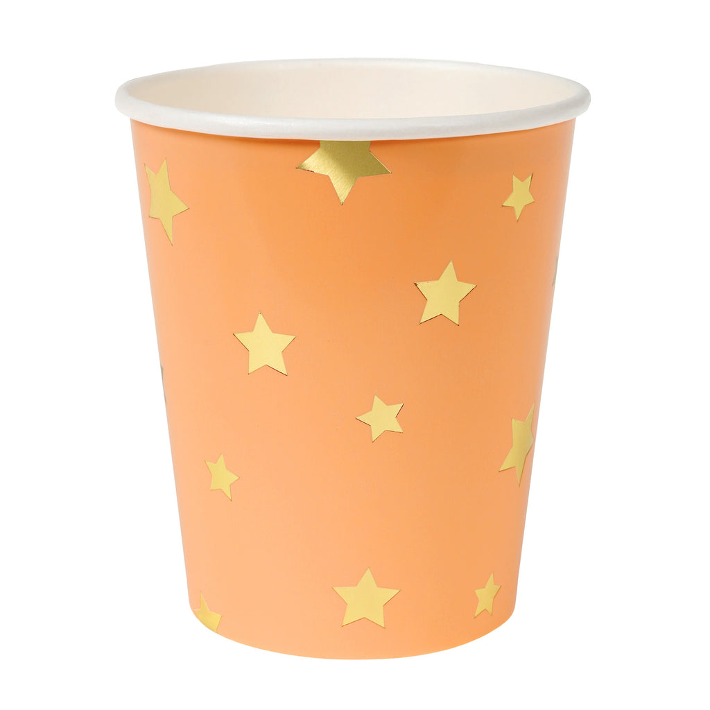 Jazzy Star 8 Party Cups