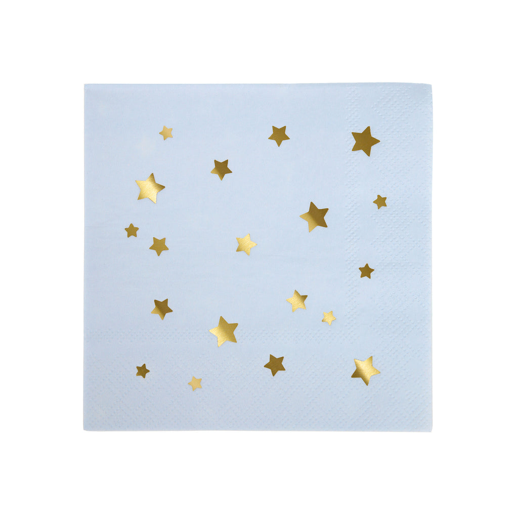 Jazzy Star Star Small 16 Napkins