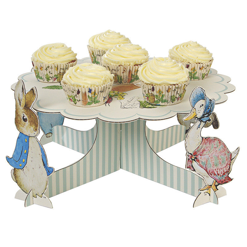 Peter Rabbit and Friends Cupcake Stand