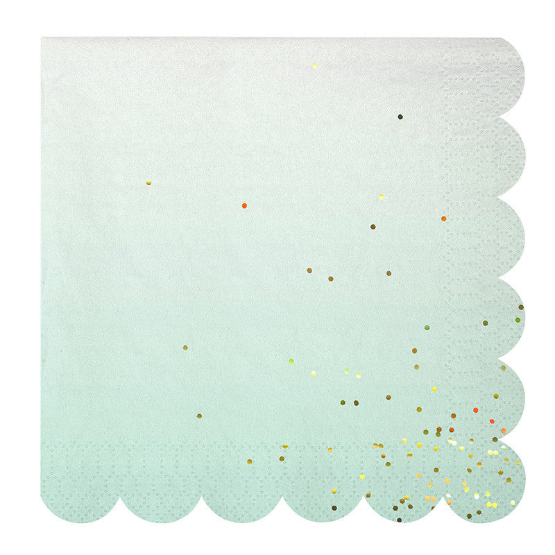 Ombre Large 16 Napkins