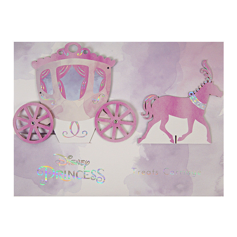 Disney Princess Treats Carriage