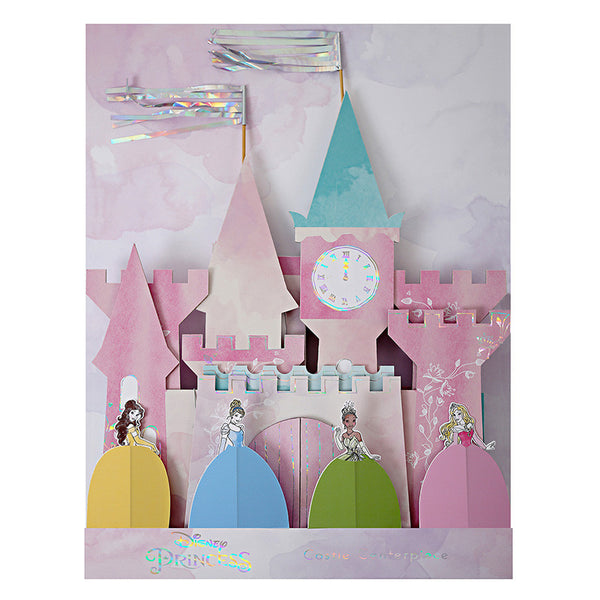 Disney Princess Castle Table Centerpiece
