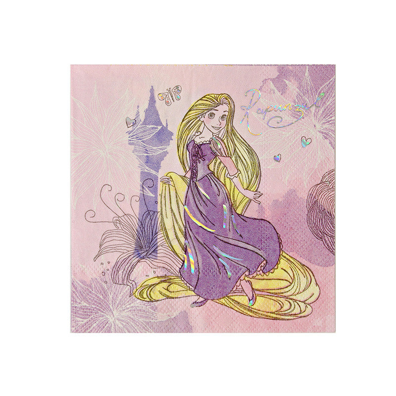 Disney Princess 16 Small Napkins