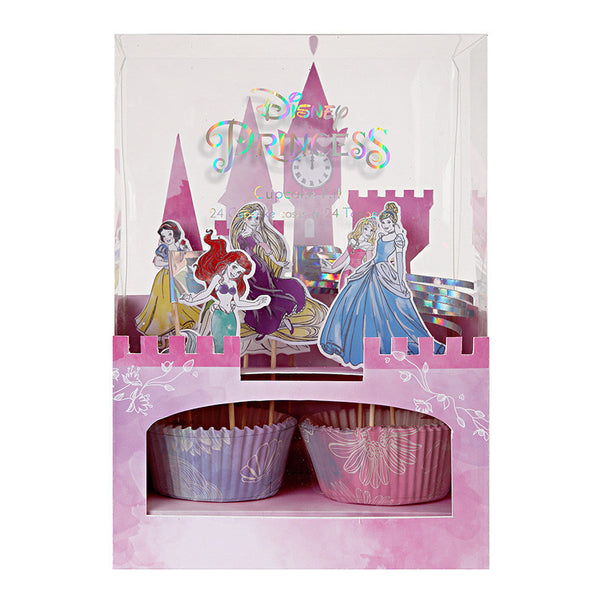 Disney Princess 24 Cupcake Kit