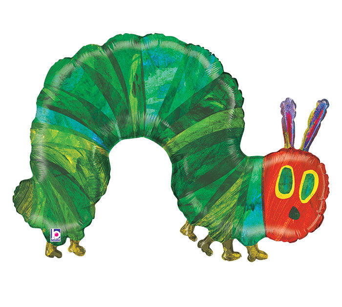 "The Very Hungry Caterpillar 43"" Balloon"