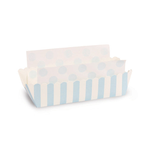 8 Baking Trays - Powder Blue