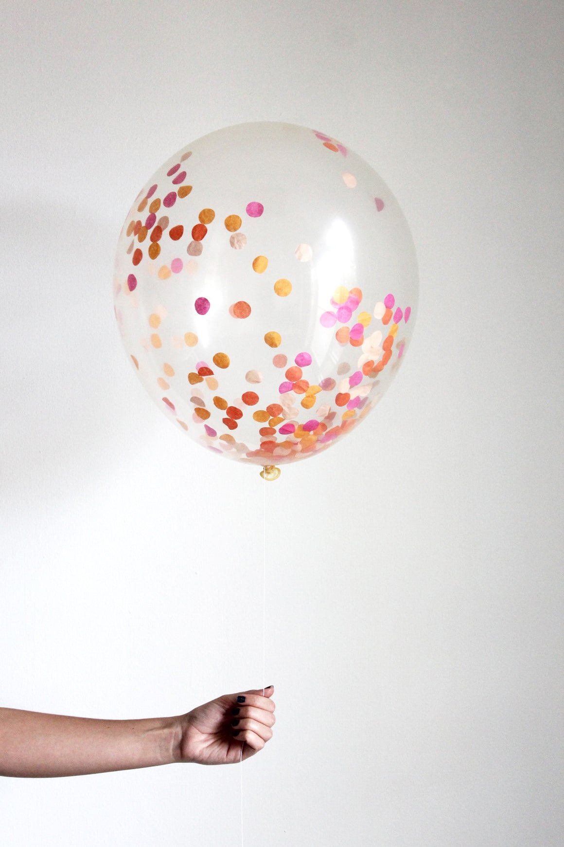 Confetti Balloon - Bright
